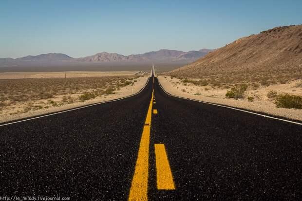 Death Valley — долина убийственной красоты