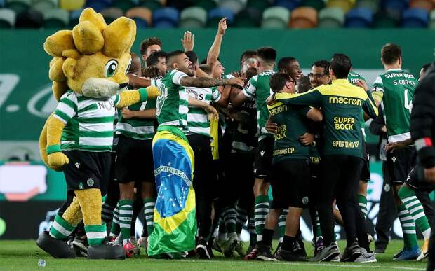 «Спортинг» обыграл «Боавишту» и спустя 19 лет стал чемпионом Португалии