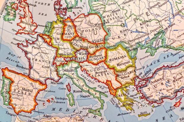 В Европу возвращается полный локдаун