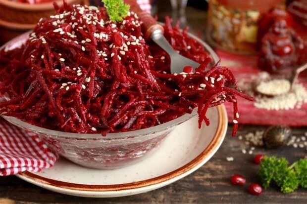 Вкусно и просто: 5 моих любимых постных овощных салатов
