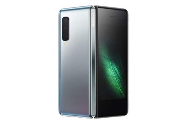 Складной смартфон Samsung Galaxy Fold может сильно задержаться
