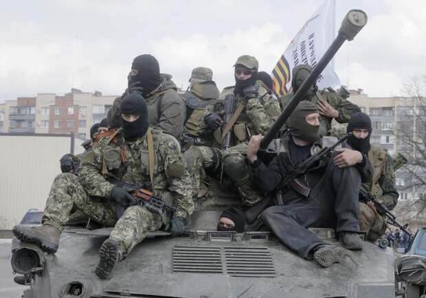 В ДНР готовятся предоставить ополченцам официальный статус участника боевых действий