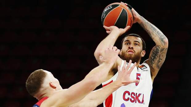 ЦСКА в двух овертаймах проиграл «Валенсии» в Евролиге, Джеймс набрал 37 очков