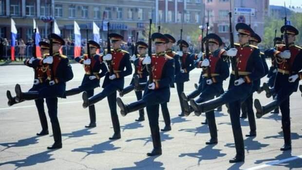 Такой день. Парад Победы в Барнауле и смертельное ДТП на алтайской трассе