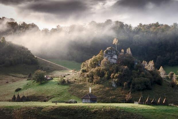 Как выглядит Трансильвания, пока граф Дракула находится в спячке