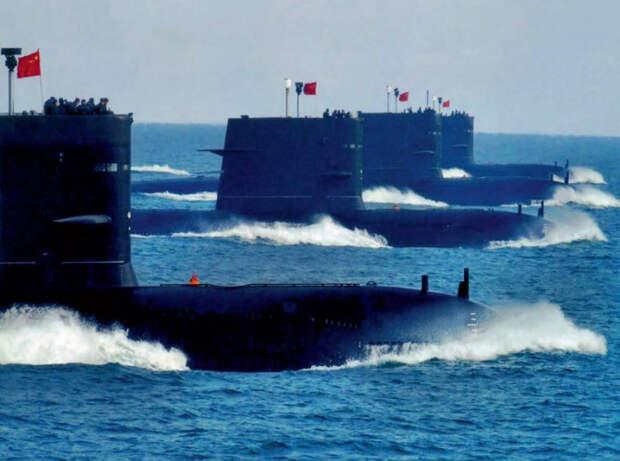 К 2032 году Пекин обнулит превосходство США под водой