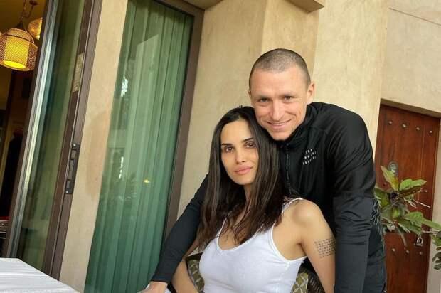 Экс-жена Павла Мамаева вычислила еще одну его любовницу