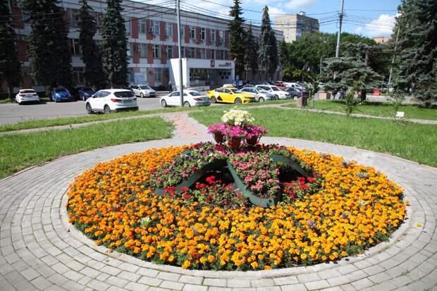 В СВАО появится 11 новых фигурных цветников