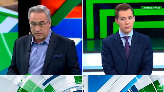 Программа «Место встречи» Андрея Норкина превратилась в либеральный рассадник на российском телевидении