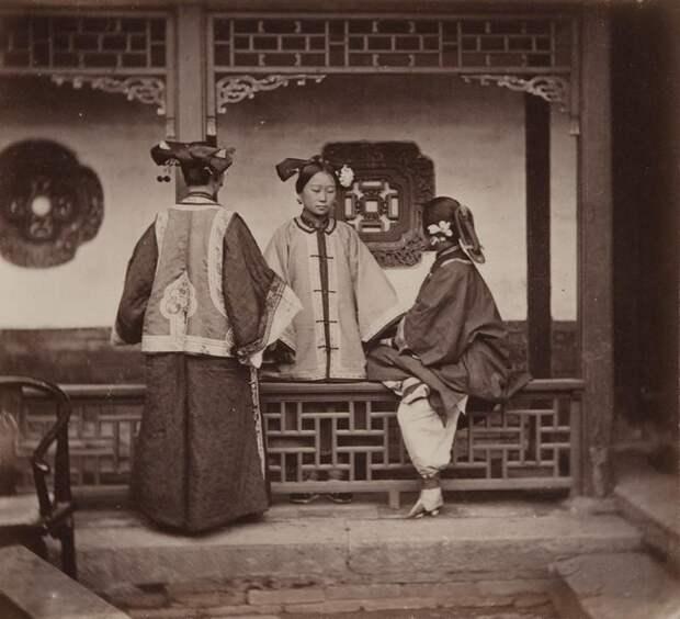 Редчайшие кадры Китая времён династии Цин: природа, люди, города безвозвратно ушедшей эпохи 30
