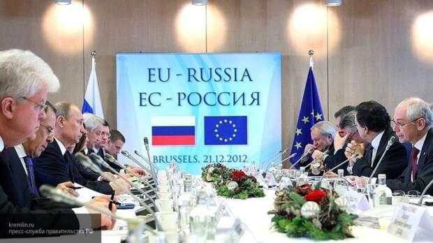 Handelsblatt признала экономическую зависимость Евросоюза от России