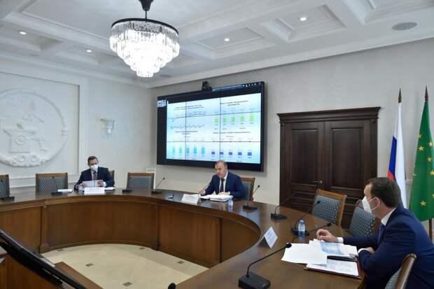 В Адыгее составлен прогноз социально-экономического развития региона на ближайшие три года