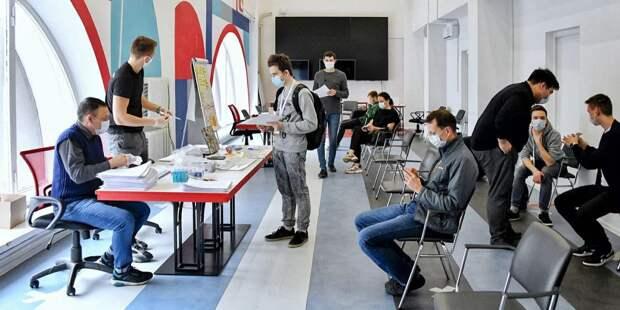 Наталья Сергунина поблагодарила волонтеров заучастие вакции «Мывместе» / Фото: mos.ru