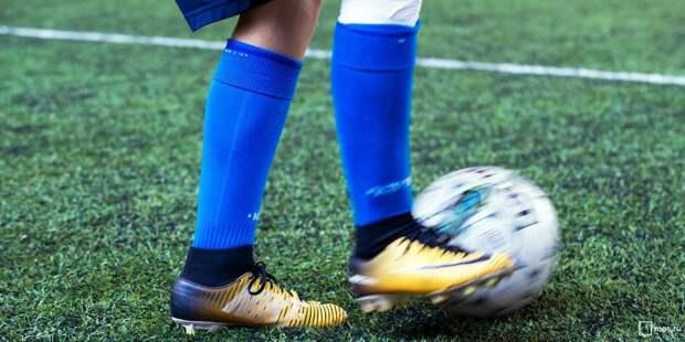 Футболисты из Хорошевки стали призерами окружных соревнований