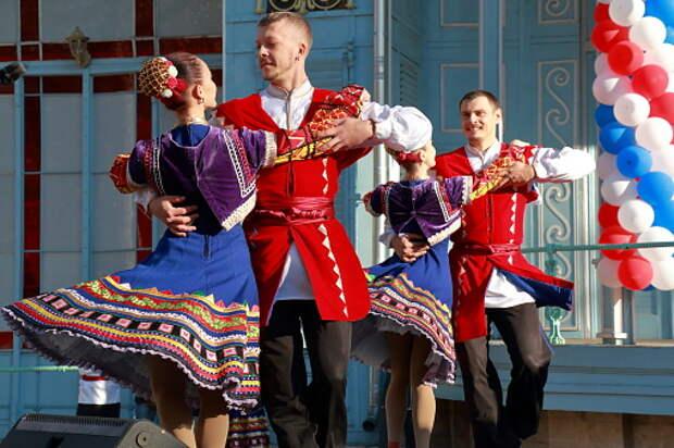 В Северном проведут танцевальный мастер-класс