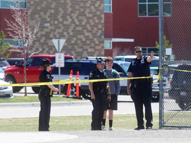 Американская трагедия: в США стрельба в школах давно стала обыденностью