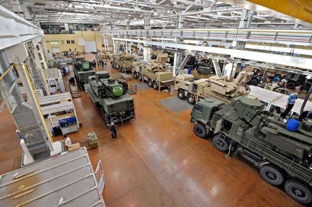 Оружейный комплекс (ВПК) России. Источник изображения: https://vk.com/denis_siniy