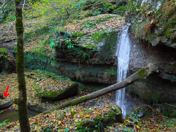 Ущелье Мезмайского ручья: мои впечатления и огорчения