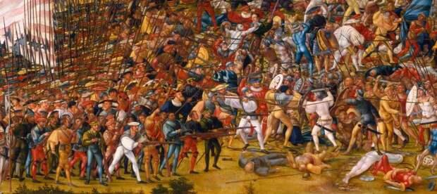 Рондаши в боях, парадах и на стенах