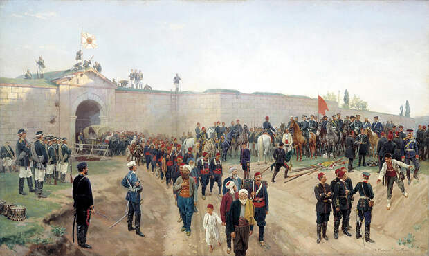 Как Россия освободила Балканы