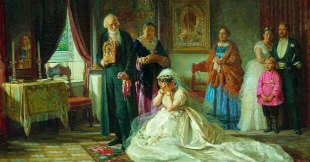 Особенности национального брака: несколько фактов освадебных обычаях наРуси