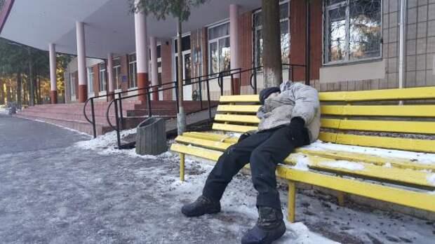 Что происходит счеловеком, который уснул наморозе