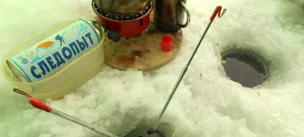 Газовый баллончик не замерзнет, лайфхак для зимней рыбалки