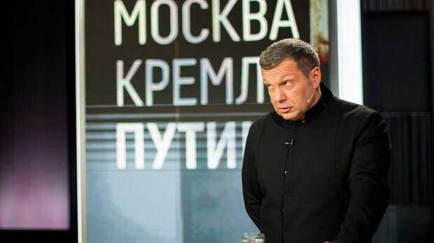 Соловьёв в прямом эфире раскрыл новую тактику минского ОМОНа