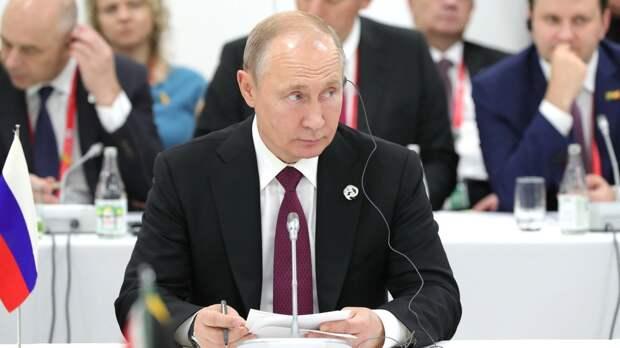 Путин встряхнул «неолиберальное болотце» G20