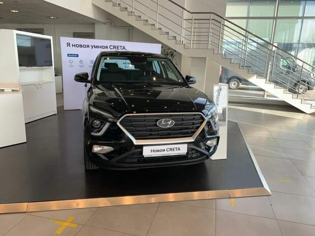 Цена на Hyundai Creta 2021! Сколько стоят допы?
