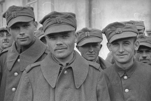 Что стало с пленными поляками в СССР
