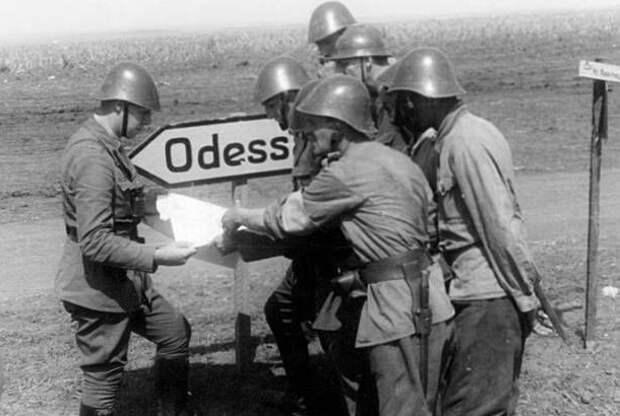 Нападение румын на СССР в 1941 году: как это было