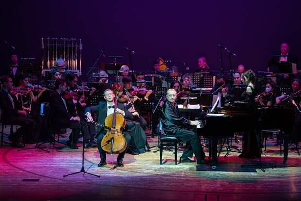 Симфонический оркестр «Чихачевки» отметил свое двадцатилетие