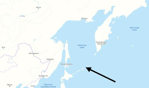 """Острова """"Чёрные Братья"""". Что это за территории, принадлежащие России, где находятся и чем интересны"""