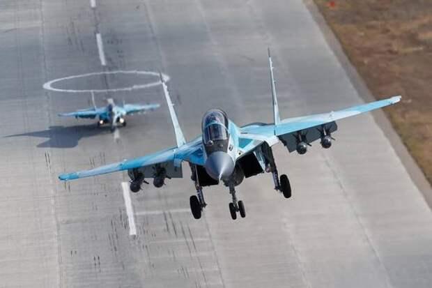 The Drive: в США не понимают, как МиГ-29 долетели из Сирии в Ливию