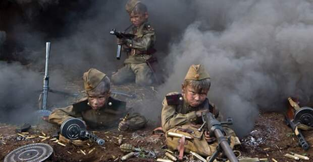 Кто не хочет рожать солдат, будет рожать рабов