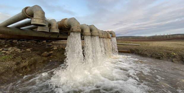 Острая фаза дефицита воды в Крыму уже прошла