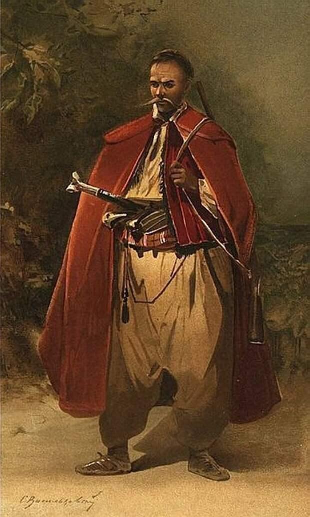 Кому из казаков разрешалось носить длинные чубы, и зачем они были нужны бесстрашным воинам