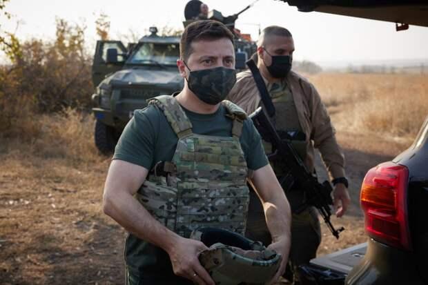 Когда Зеленский сможет встретиться с Путиным на Донбассе: известный военкор назвал условие