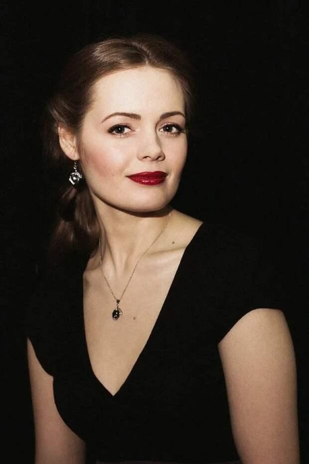 Актриса Анна Миклош: успешна, красива, свободна и счастлива