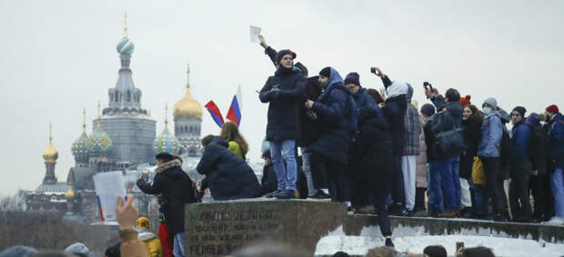 «Это водораздел». Шульман, Рогов, Гуриев, Чичваркин и другие участники митингов за Навального об их значении