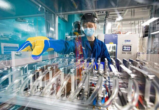 """В Беркли создали """"научный ИИ"""", работающий над новым поколением аккумуляторов"""