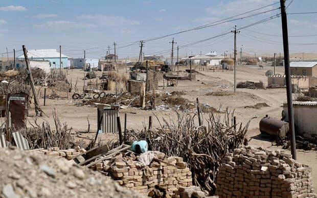 Деревня Дарваза