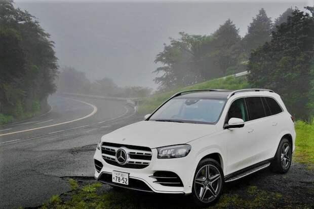 Mercedes-Benz GLS, основные характеристики