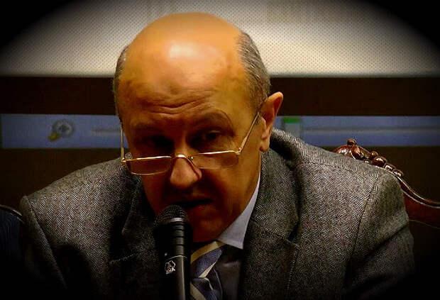Андрей Фурсов, историк, публицист, социальный философ