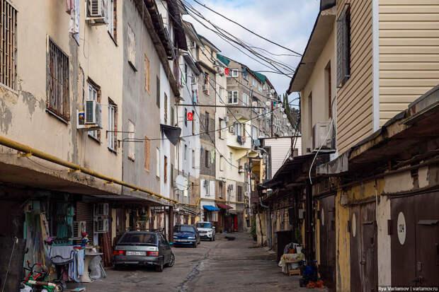 В центре Сочи есть своя настоящая «фавела». Прямо как в Бразилии (ФОТО)