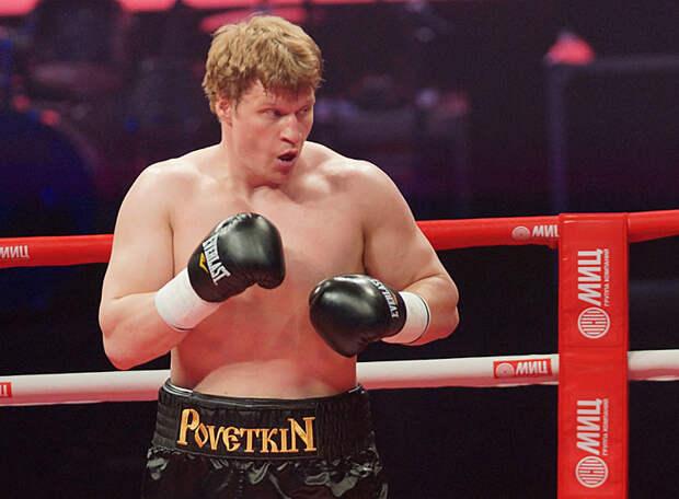 Чтобы избавиться от приставки «временный» 40-летнему чемпиону Поветкину понадобится год или два – официальный представитель боксера