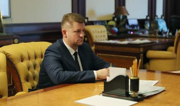 Новый мэр Симферополя оставил себе только двух заместителей