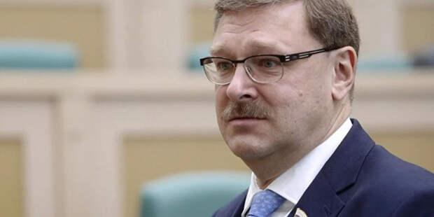 Косачев прокомментировал предварительные итоги выборов на Украине