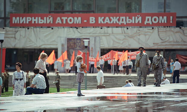Антисоветчина Козловского о Чернобыле – «подвиг за деньги»